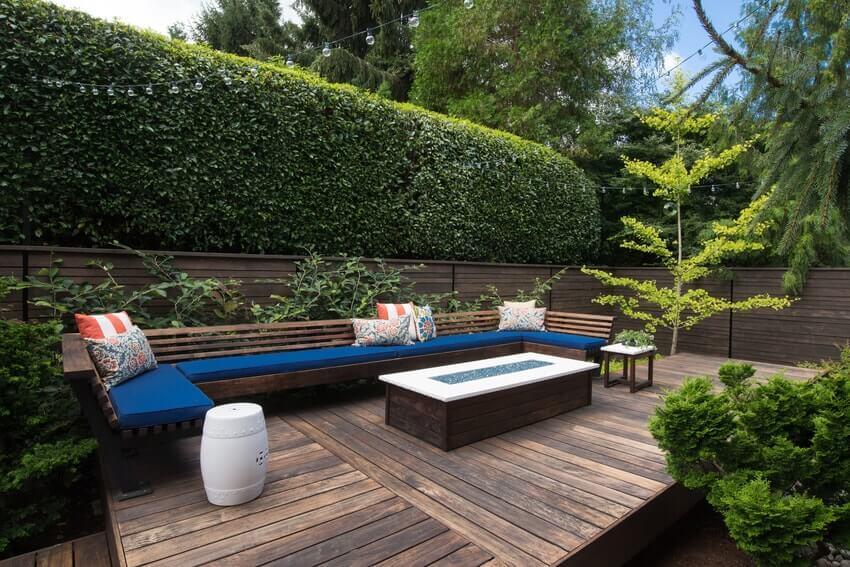 Wooden Garden Decking Company Epsom KT19