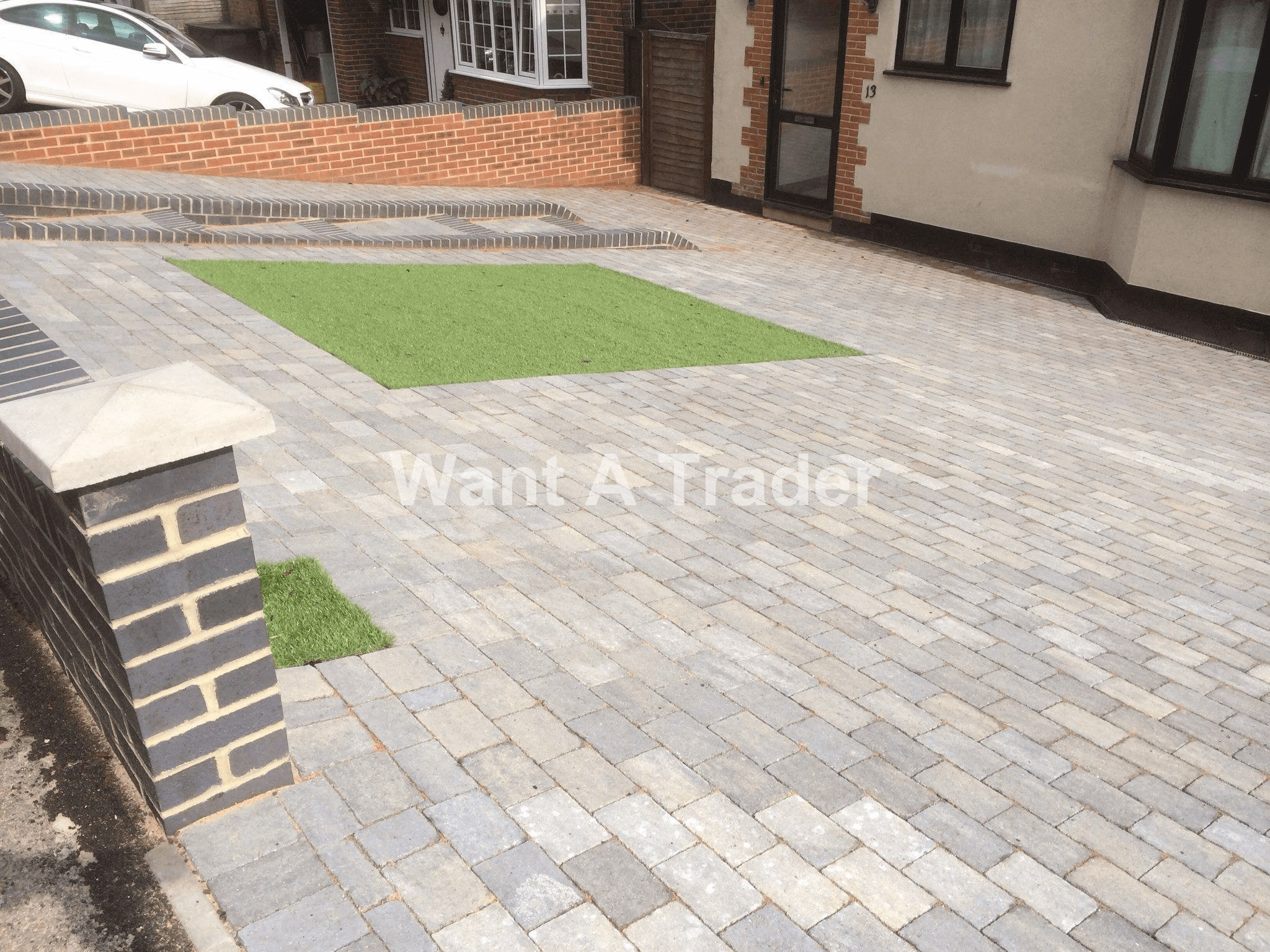 Driveway Design and Installation Company Epsom KT19