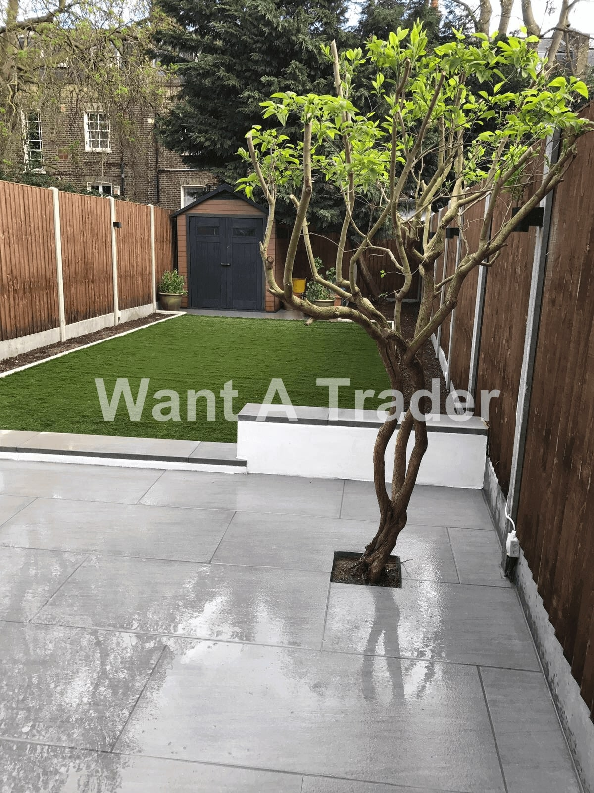 Garden Design and Installation Contractor Epsom KT19