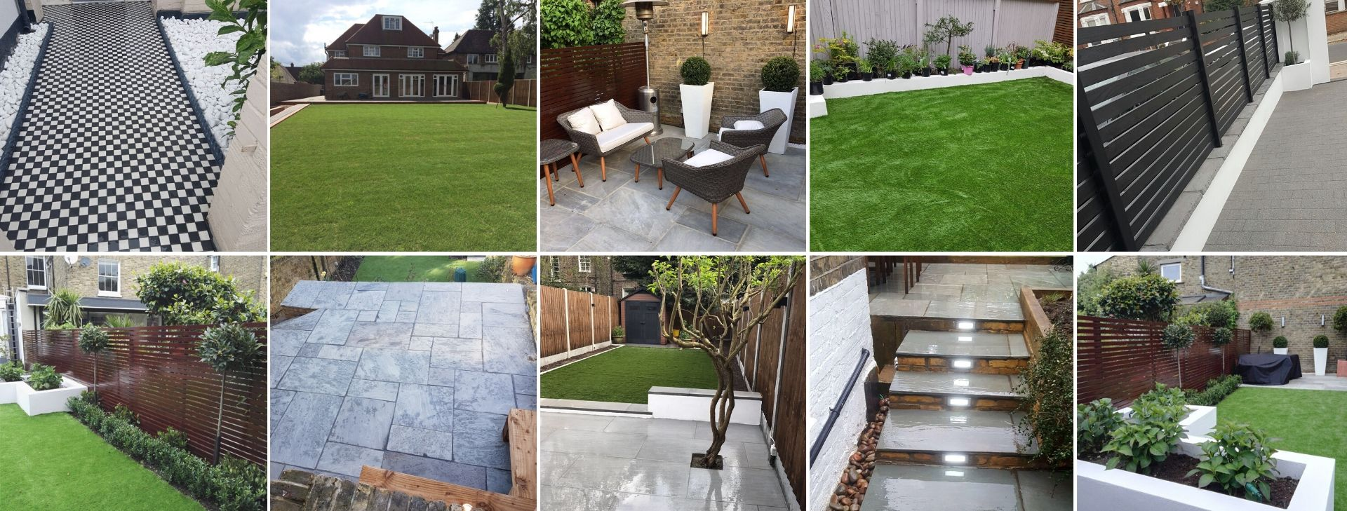 Linking you with the leading landscaping companies in Epsom KT19