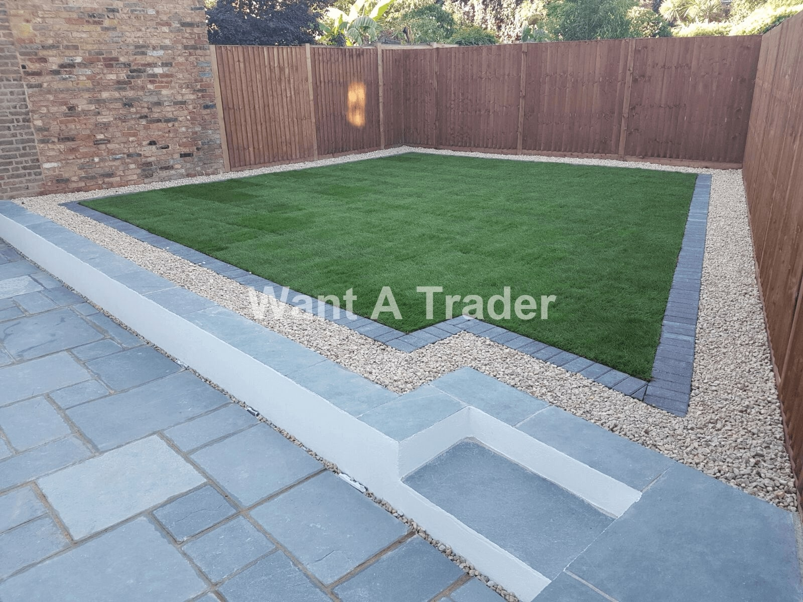 Garden Lawns And Turfing Contractor Epsom KT19