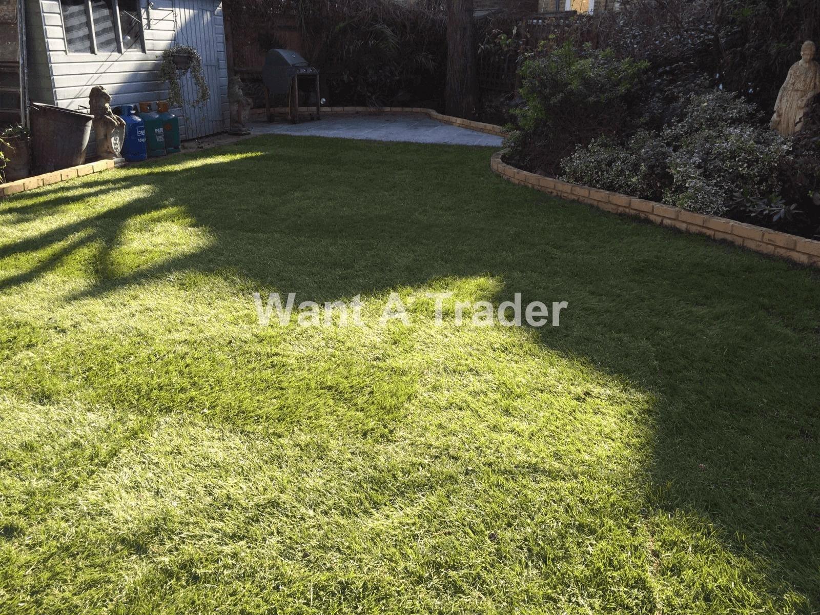 Garden Lawns And Turfing Epsom KT19