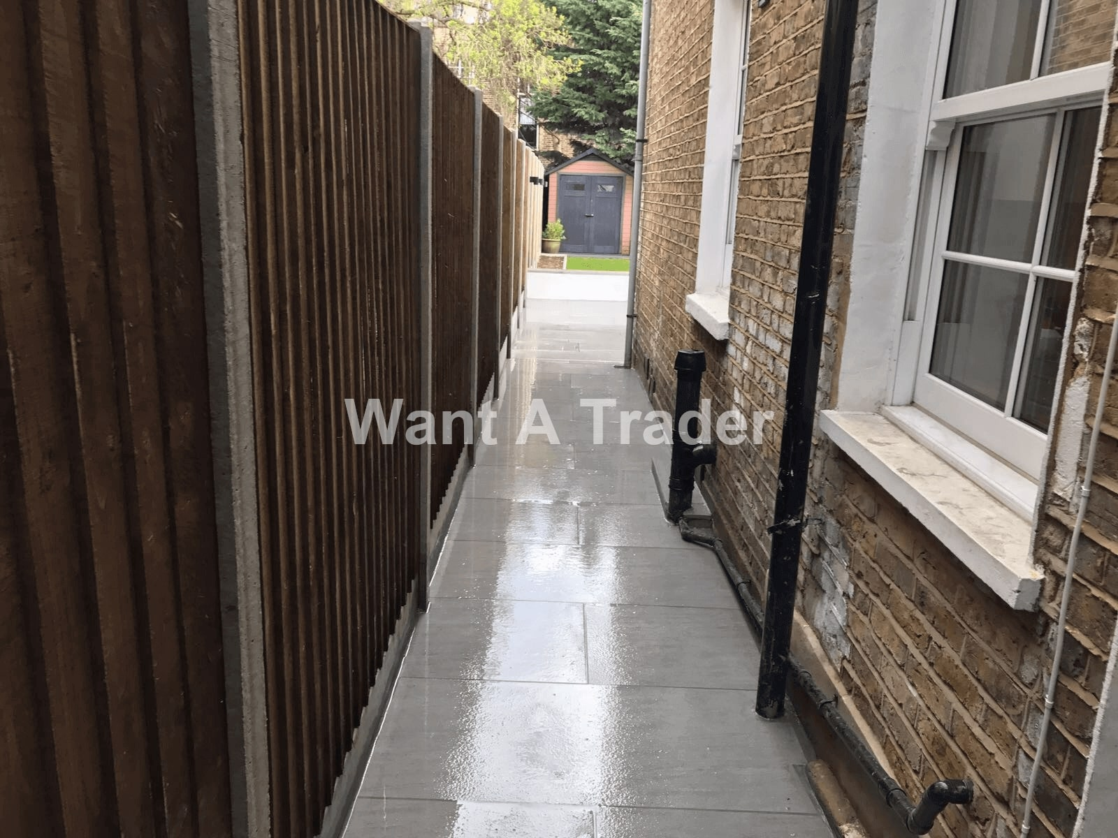 Garden Path and Pathway Design and Installation Company Epsom KT19