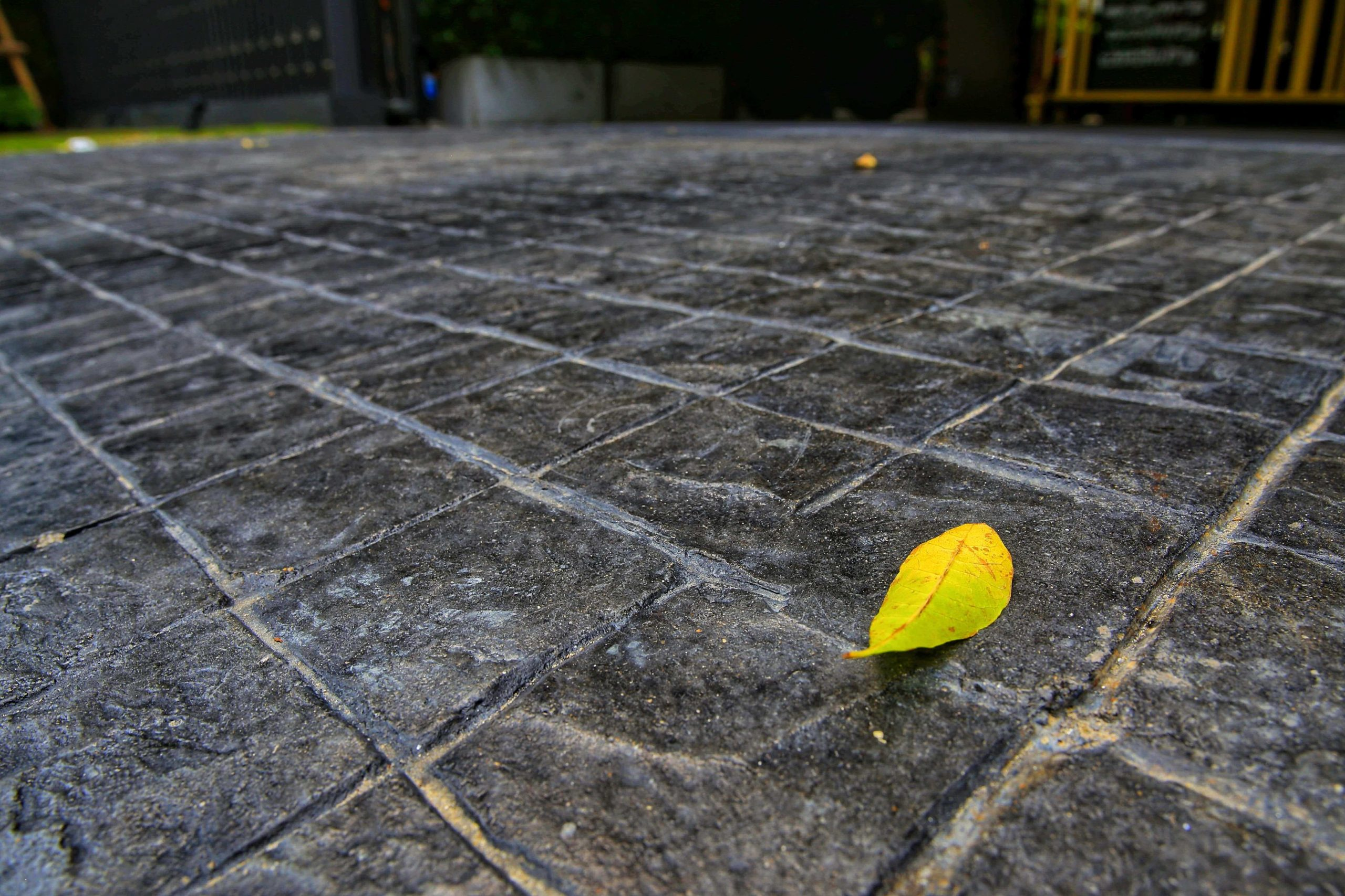 Pattern Imprinted Concrete Driveway Installation Company Epsom KT19