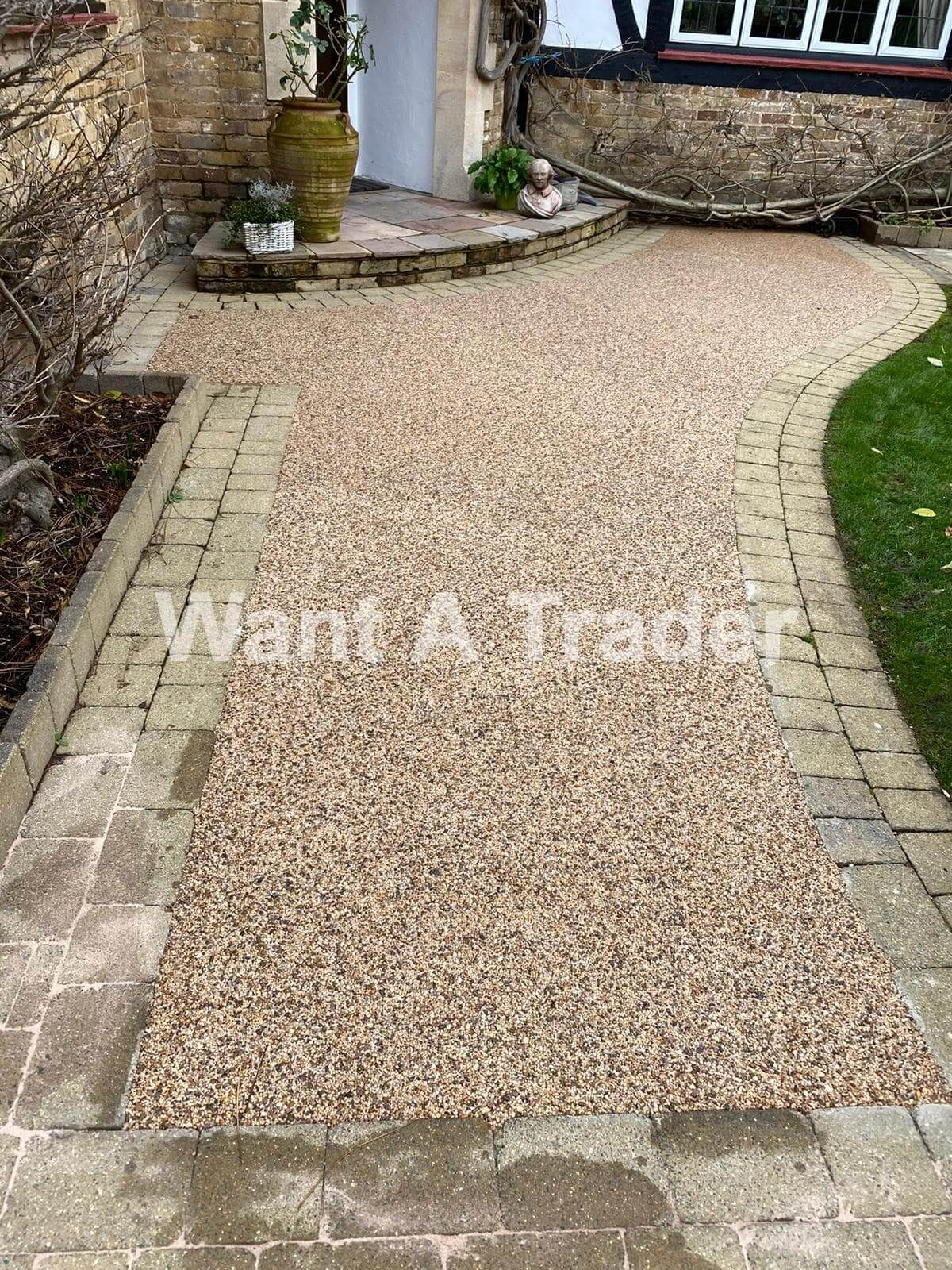 Resin Bound Driveway Company Epsom KT19